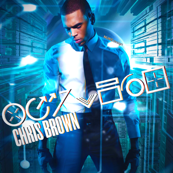 Pictures of Chris Brown Fortune Album Cover Deluxe - #rock-cafe