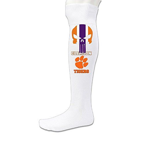 Clemson Tigers Socks Baseline Crew