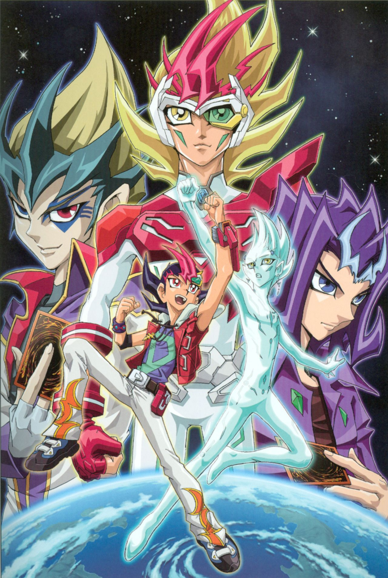 yu gi oh zexal (With images) Yu gi oh zexal, Anime, Yugioh