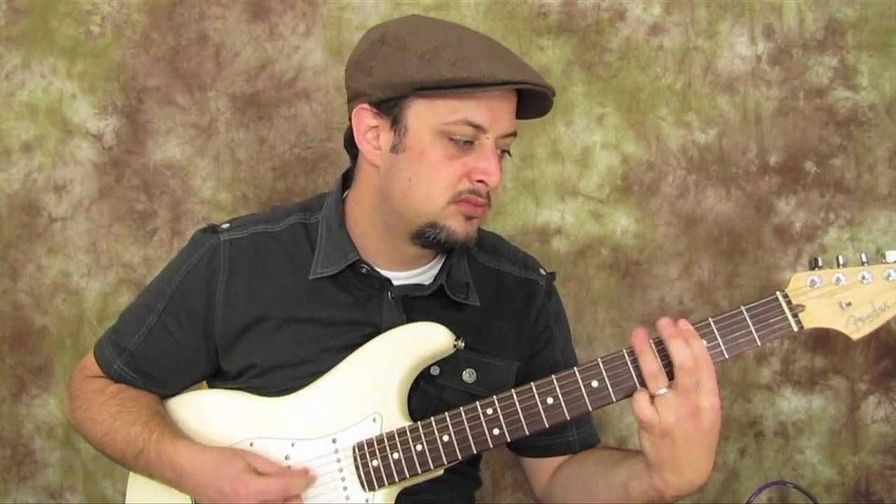 Drop d tuning guitar lesson hard rock and heavy metal