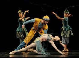 sylvia  ballet royal opera house ile ilgili görsel sonucu