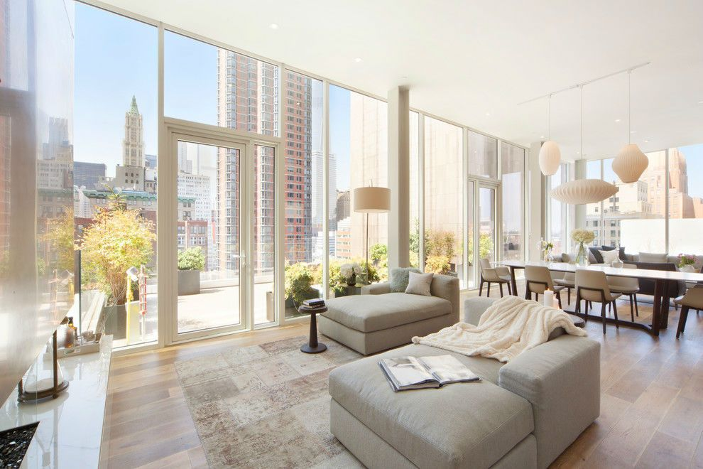 new york city penthouse by b interior interior exterior ideas rh pinterest co uk