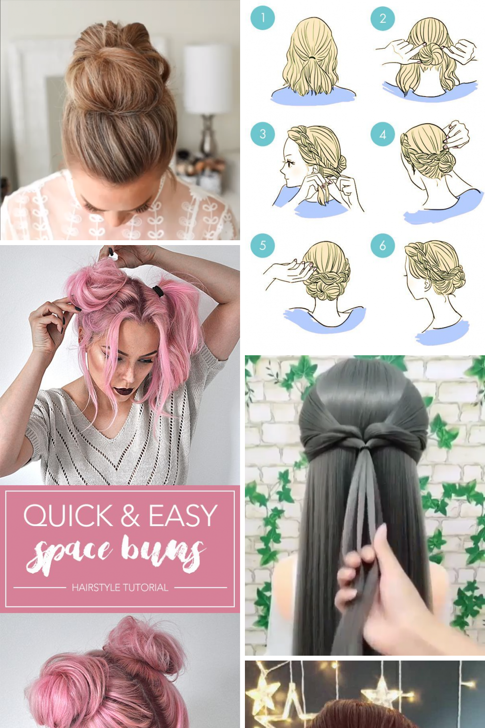 25 Perfect Easy Hairstyles Ideas For You Hair Styles Diy Hairstyles Easy Hairstyles