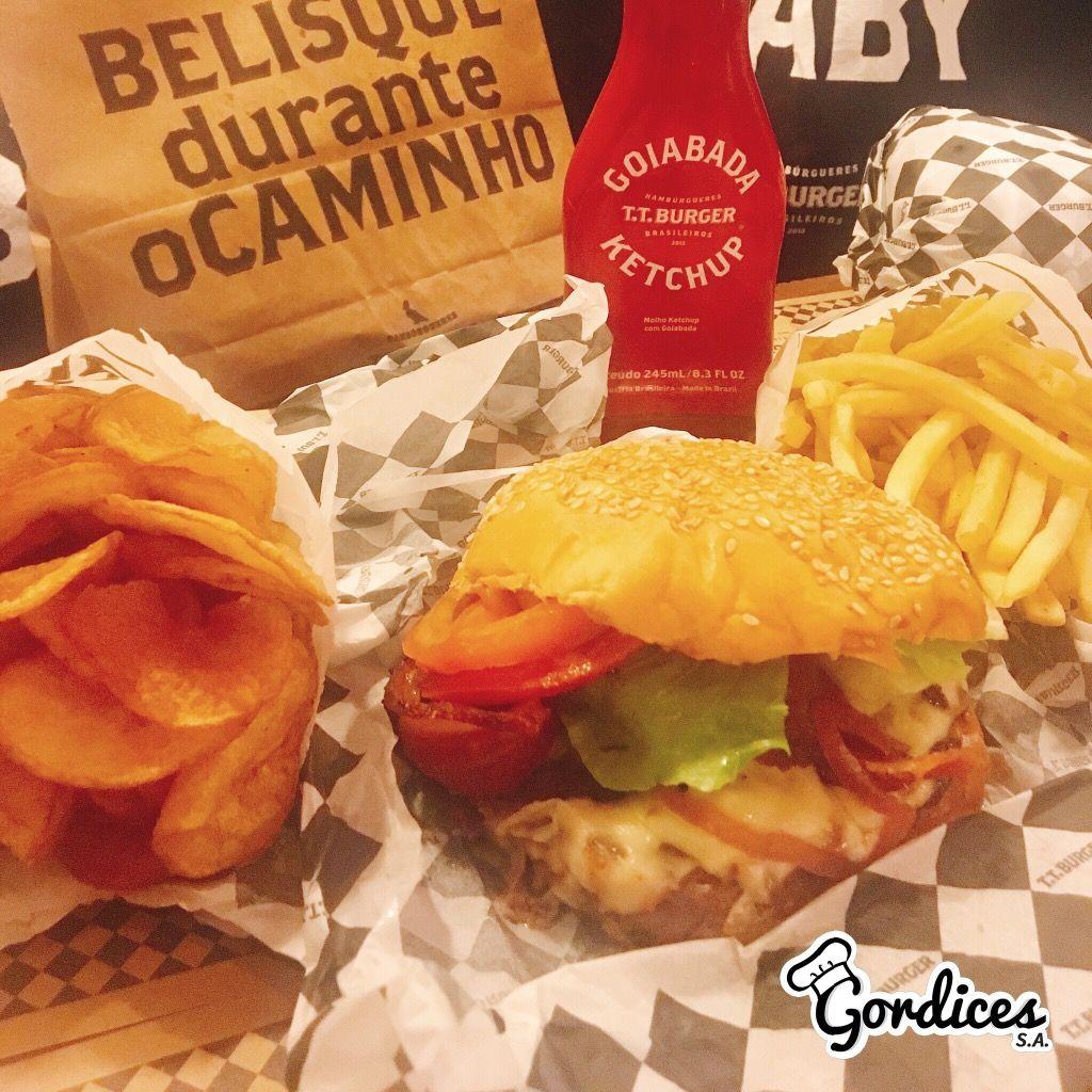 As Super Gordices Do T T Burger Ideias Burger E Comida Etnica