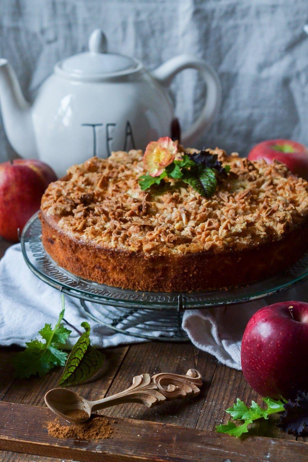 Schneller Einfacher Apfelkuchen Apfeltorte Apfelkuchen Sehr Fein Apfelkuchen Rezept Apfeltorte