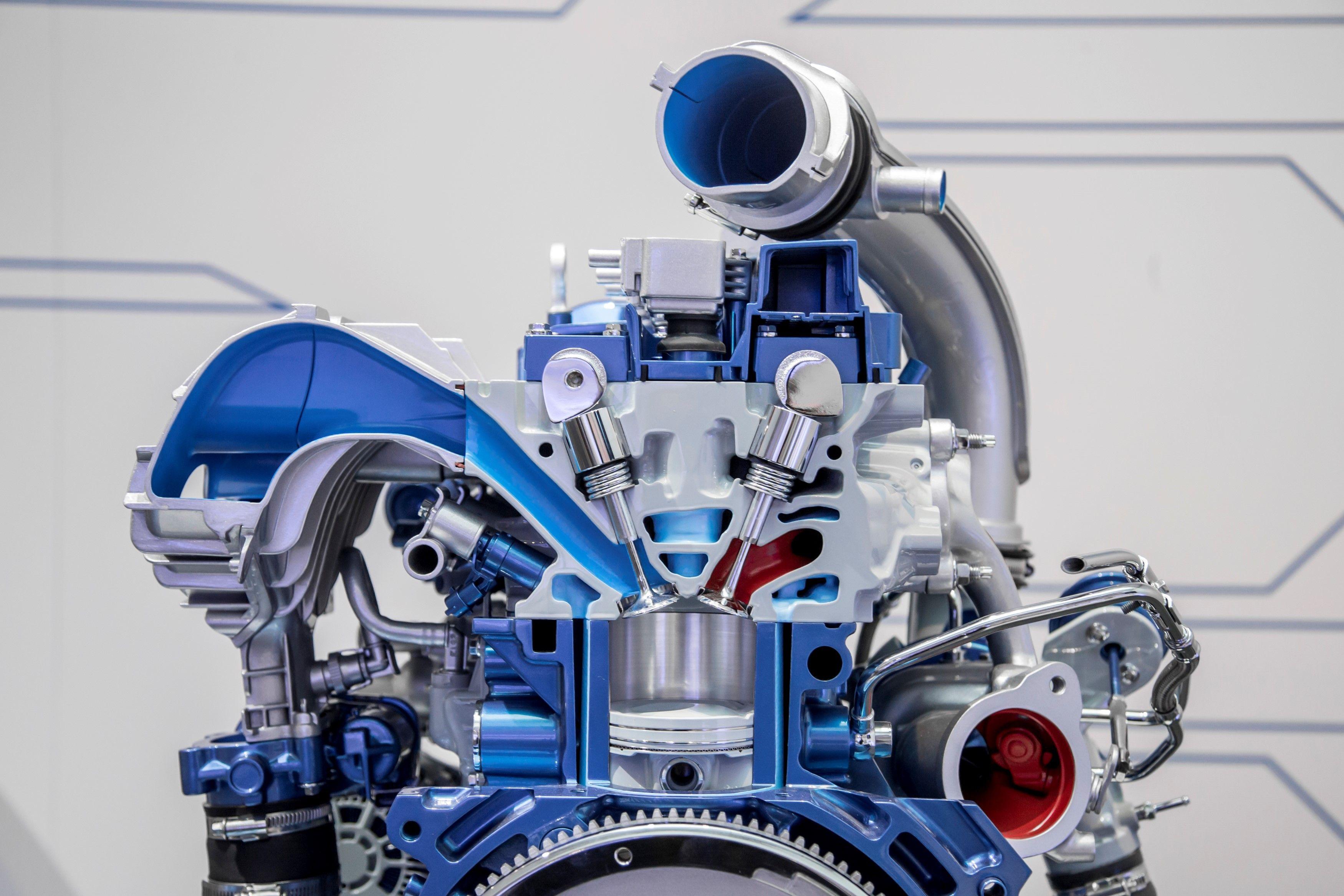 2 3l dohc d i turbocharged 4 cylinder ecoboost for 2016 ford focus rh pinterest com