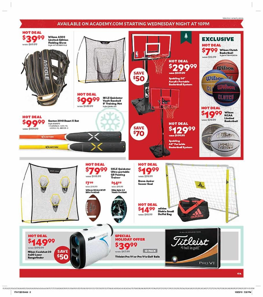 academy sports black friday 2018 ads scan deals and sales see the rh pinterest com