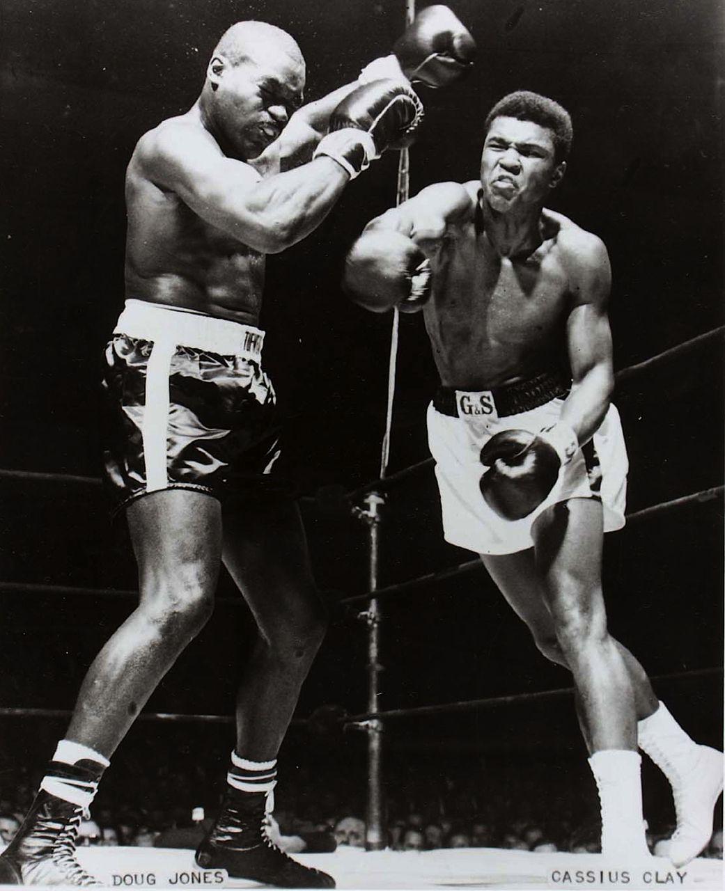 Ali-Liston   Boxeo   Pinterest   Boxeo, Deporte y Anatomía