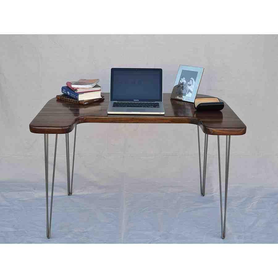 wood computer table computer table desk table office desk rh pinterest com
