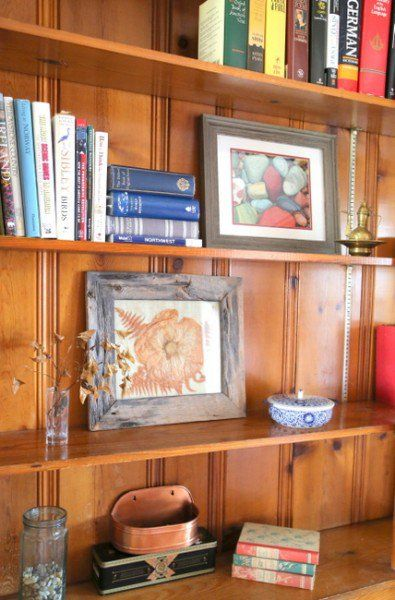 How To Decorate A Room With Knotty Pine Walls That Cant Be Painted