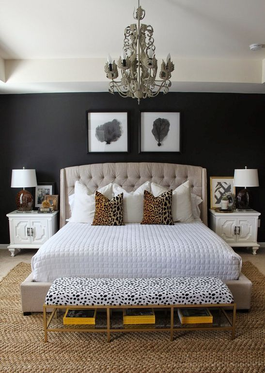 beautiful wall painting ideas for your master bedroom home decor rh in pinterest com