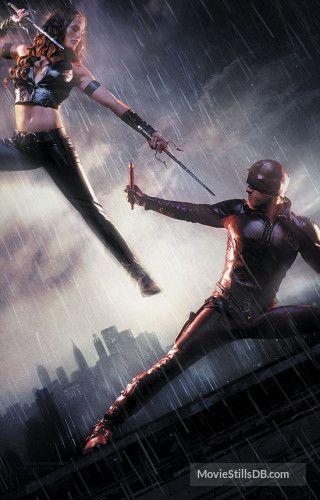 Daredevil Daredevil Daredevil Elektra Superhero Movies