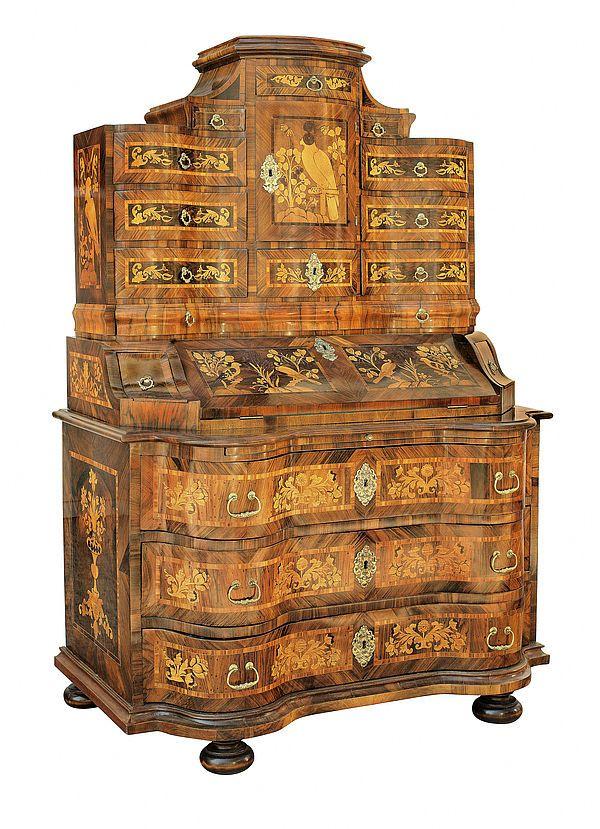 Schraenke komplett Antike möbel, Barock möbel