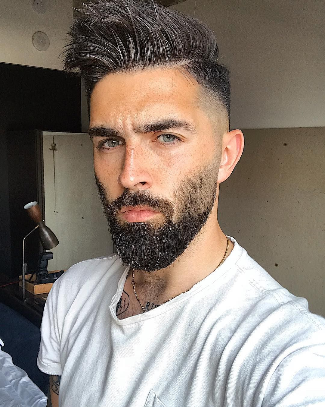 Pin On Men S Haircuts Hairstyle