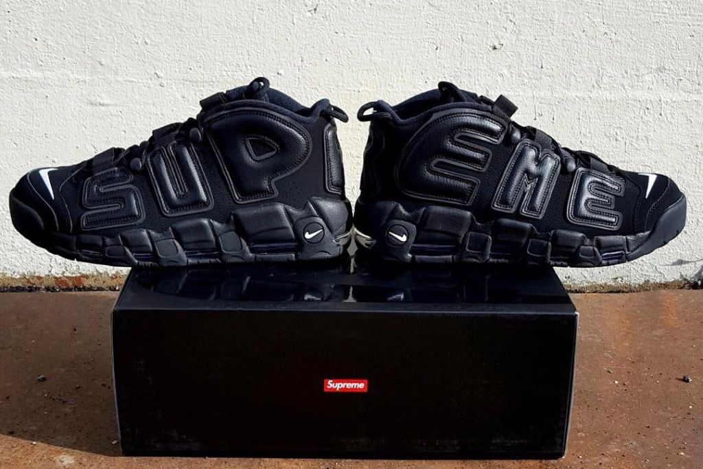 Supreme x Nike Air More Uptempo: Is This the First Look at