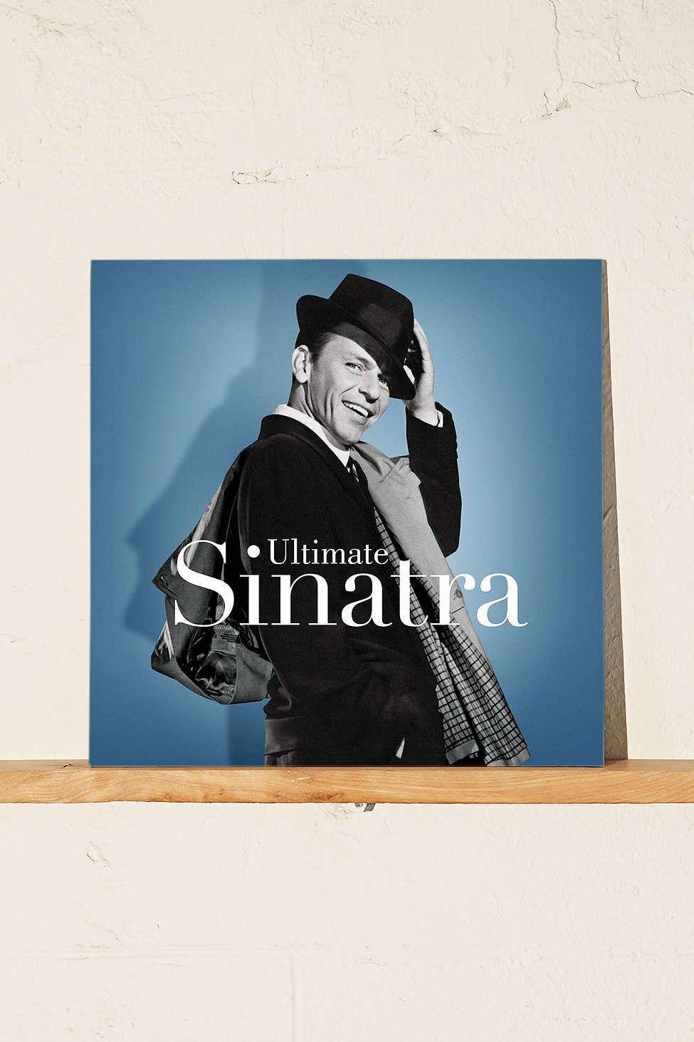 Frank Sinatra Ultimate Sinatra 2xlp Frank Sinatra