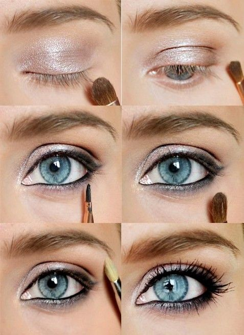 If you feel tired of your routine makeup recently, we can provide you with some fresh ideas today to spice up your next spring look. But as we all know, not everyone is born as a professional. So we've got 18 beautiful eye makeup tutorials you need here to help every girl own attractive eyes …