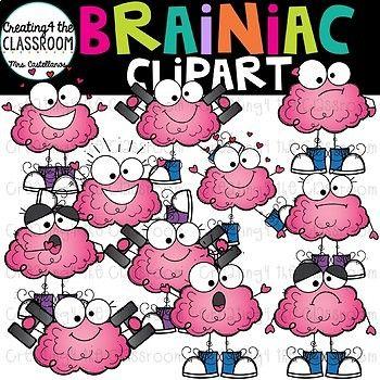 brainiac clipart brain clipart clip art clip art classroom rh pinterest com