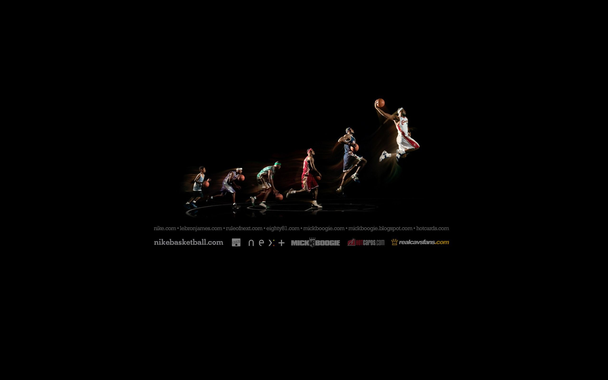 Basketball Wallpapers LVB.
