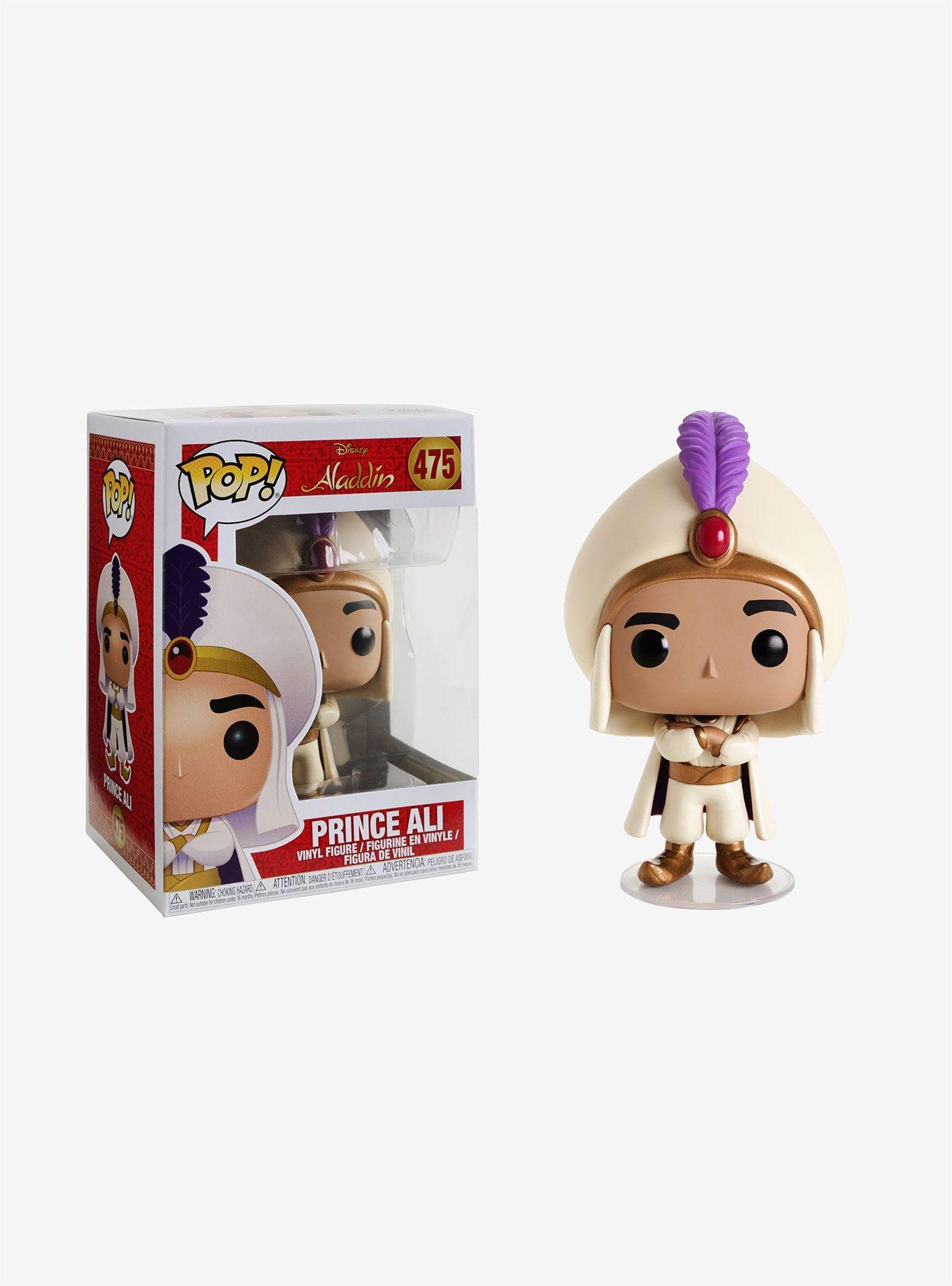 FUNKO Aladdin Prince Ali #475 POP Vinyl Figure