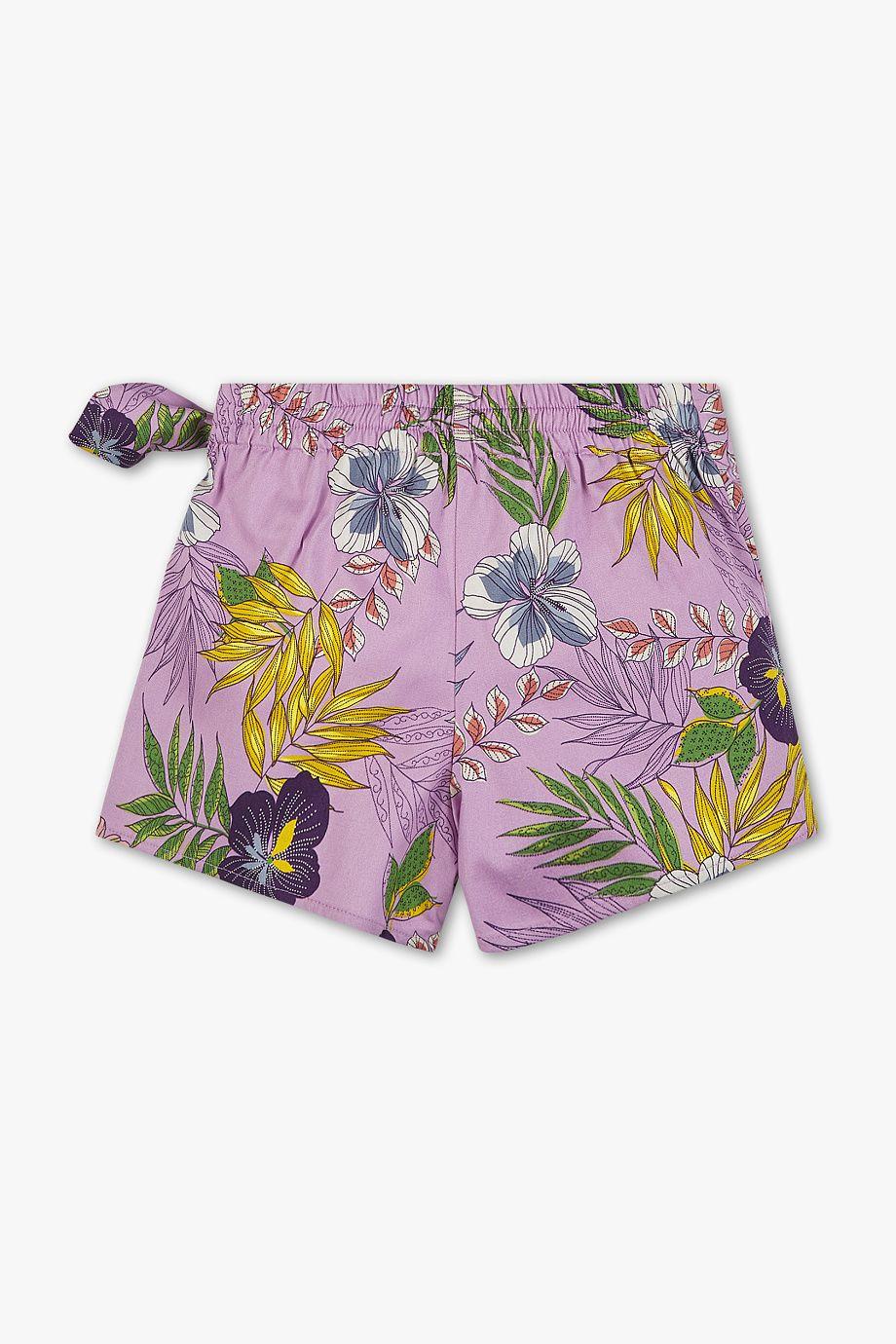 Enfant – Jupe-short – violet