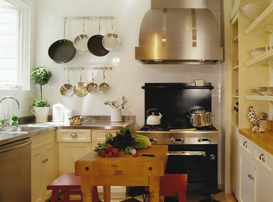 32 ideen für kleine küchen, Haus Dekoration Küche Pinterest - ideen für kleine küchen