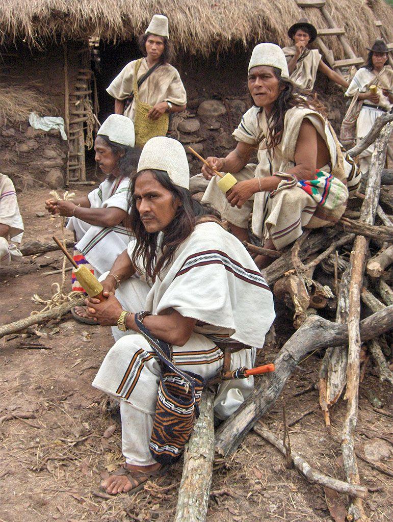 Indígenas Arhuacos - Sierra Nevada de Santa Marta, Santa ...