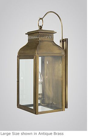 French Bracket Lantern Product Br 405
