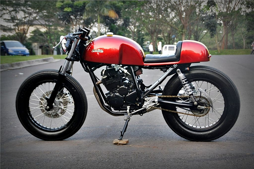 cafe racer design | cafe racer motorcycle showcase | made possible