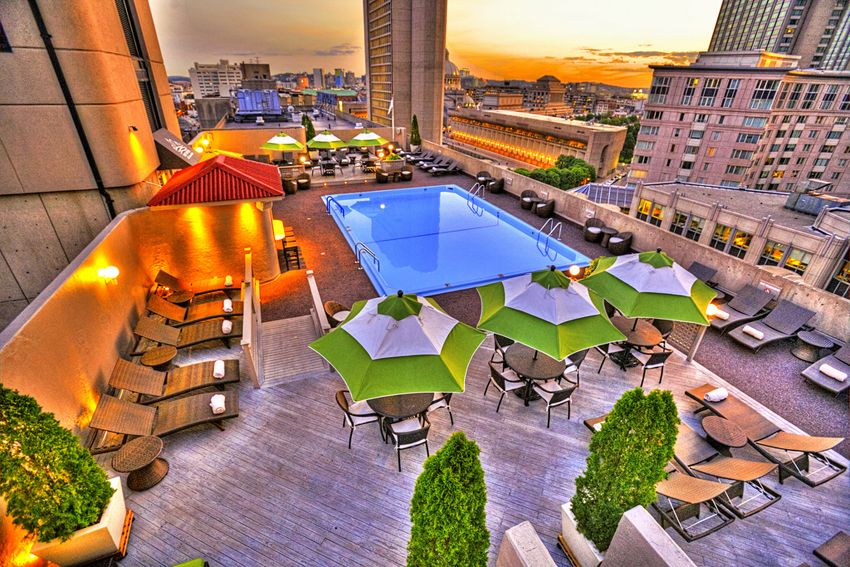 Here S A Comprehensive Map Of The Outdoor Public Pools In Boston Boston Hotels Hotel Rooftop Bar Luxury Pools