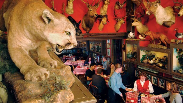 Winter Vacation Ideas: Colorado's Western Roots   Colorado.com  Buckhorn Exchange...great place to eat!