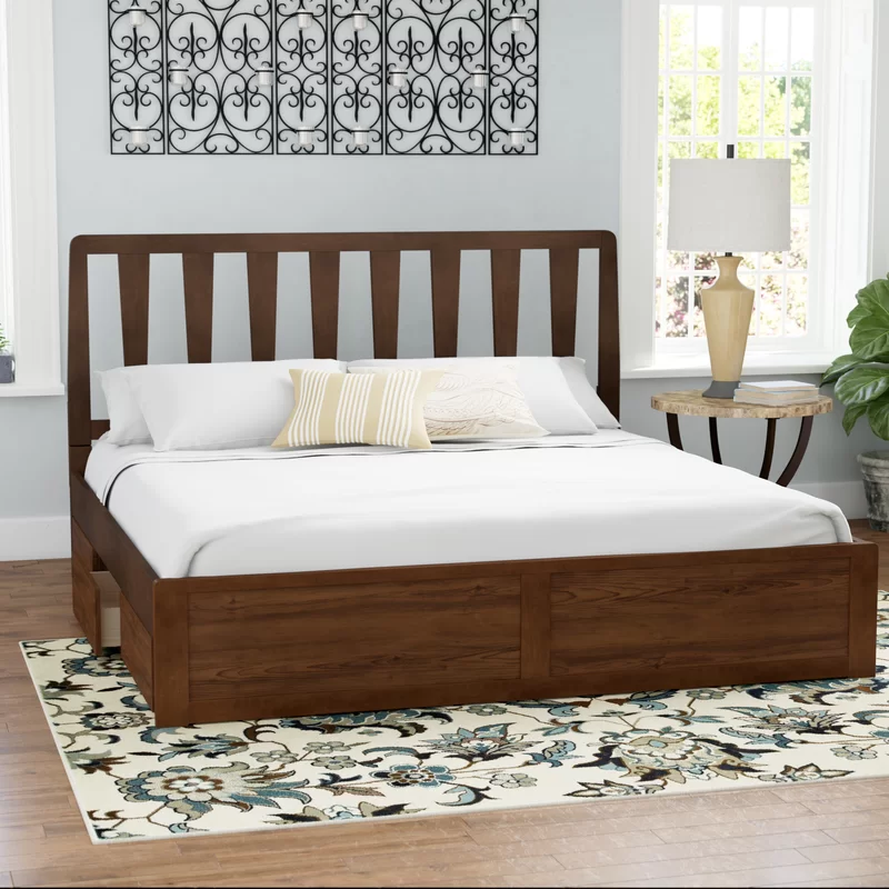 Find the Ideal Bed For You Wayfair.ca Solid wood