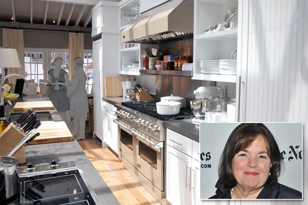 Ordinaire Ina Garten (Barefoot Contessa) Home Kitchens Of Celebrity Chefs   CNBC