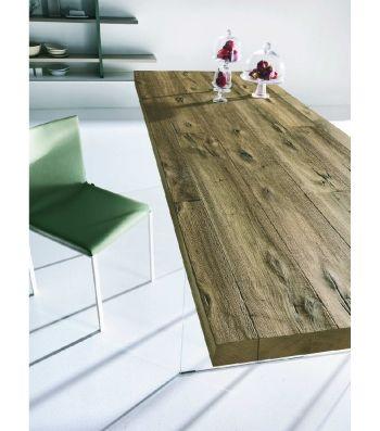 Air Wildwood H 76 Table Lago Mobel Holz Modernes Mobeldesign