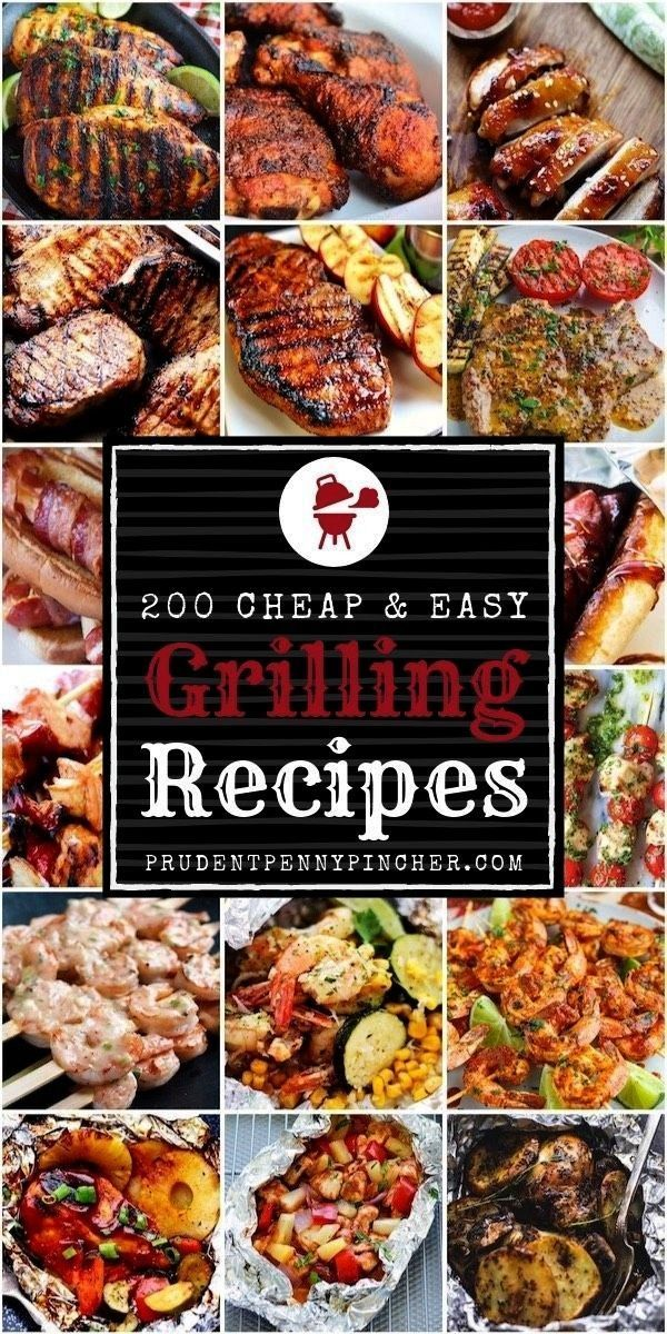 #grilling #recipes #summer #dinner #cheap #easy #food #200 #and200 Cheap and Easy Grilling Recipes200 Cheap and Easy Grilling Recipes  Grilled Potatoes are perfect for all your meaty entrees this summer. Done in less than thirty minutes, you will have perfectly seasoned spuds in no time!  Delicious grilled chicken recipes using oven All recipes include calories and Weight Watchers  Labor Day Food Ideas: Hawaiian Chicken Bacon Pineapple Kabobs Recipe  Learn How to Make Chips on a Stick. Th... #la #labordayfoodideas