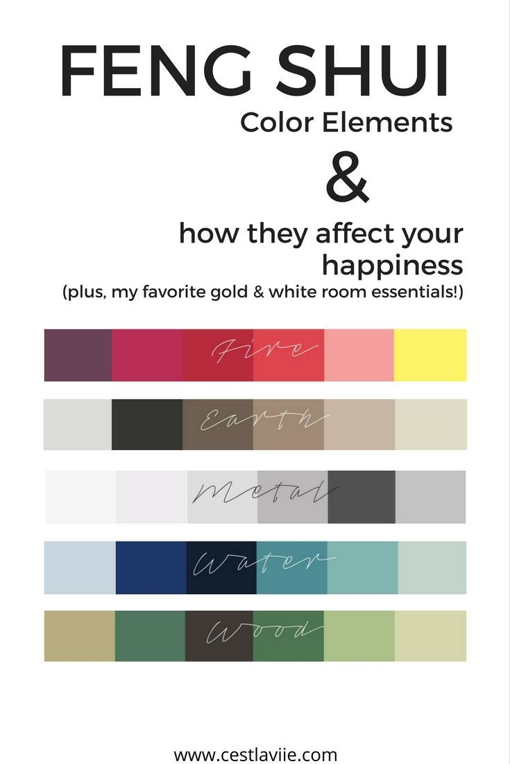 Learn How To Use Color In Your Bedroom To Create A Calming And