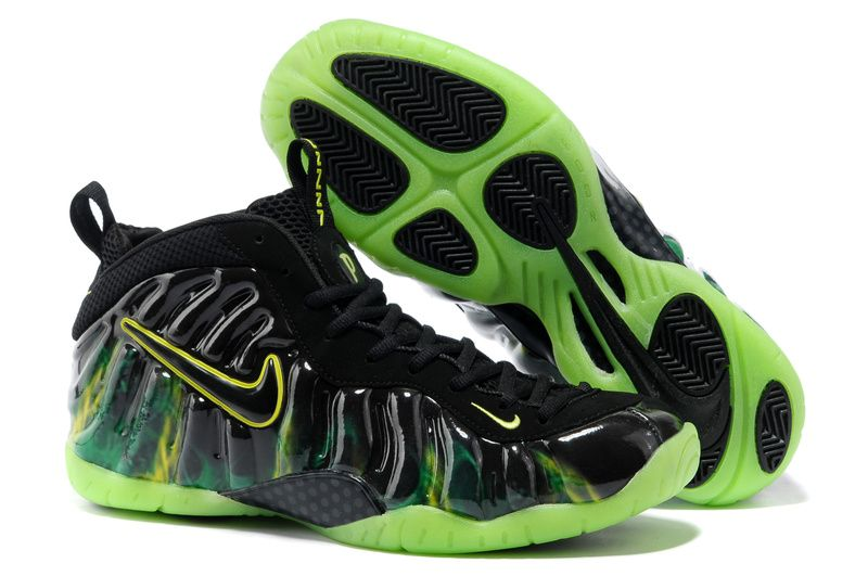 Schuhe Air Foamposite Pro Paranorman