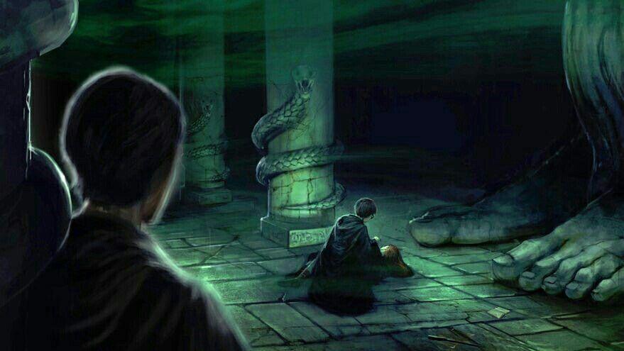 Гарри Поттер и Тайная комната | Гарри поттер, Книги о ...