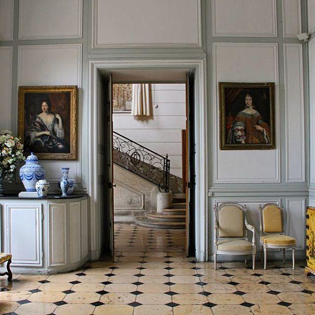 le palais dharou chateau castle decor decoration 18e