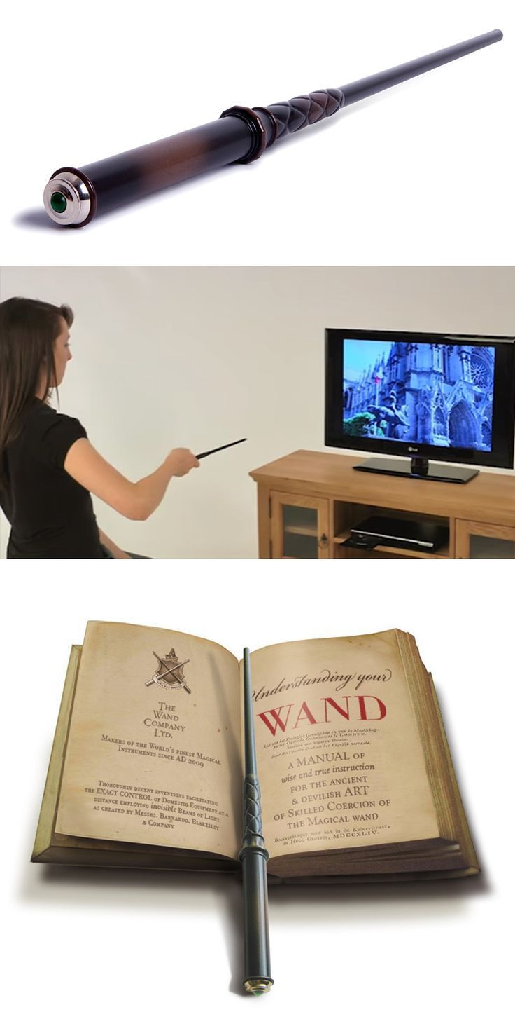 Kymera magic wand remote control gwylio wands harry
