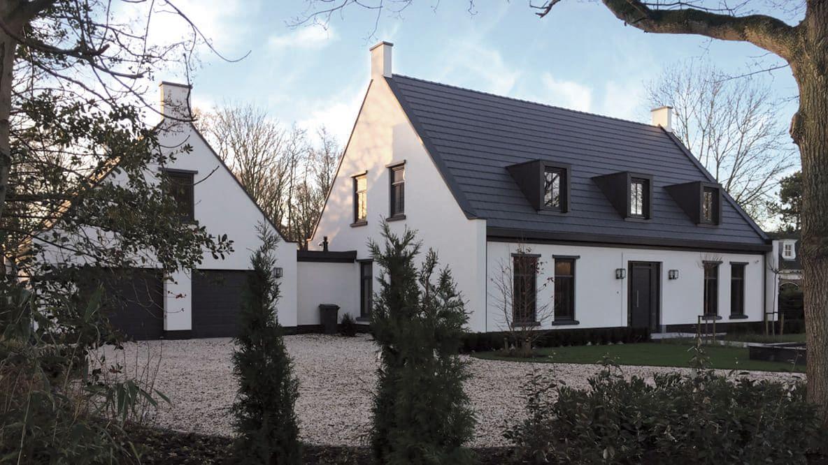 Huis Laten Bouwen : Modelwoningen belgian style..styl belgijski pinterest house