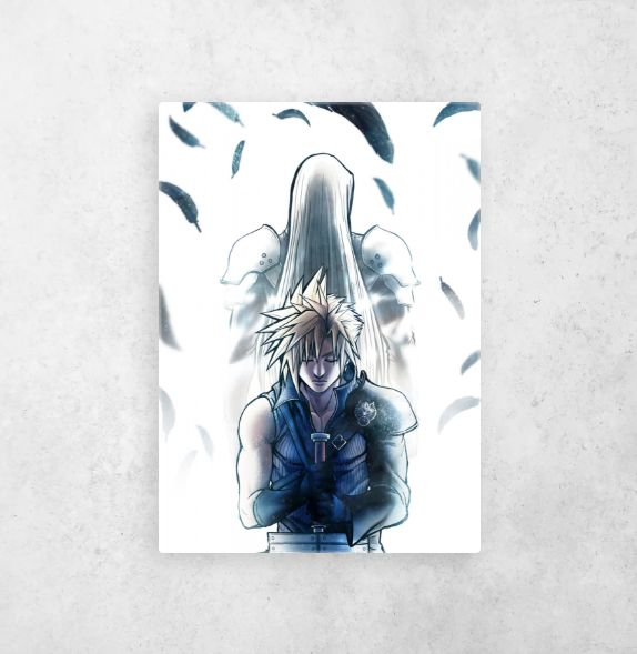 Final Fantasy Illustration