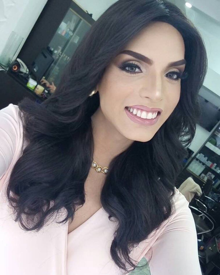 Daniela Patricia Olivieri - Transformation Artist