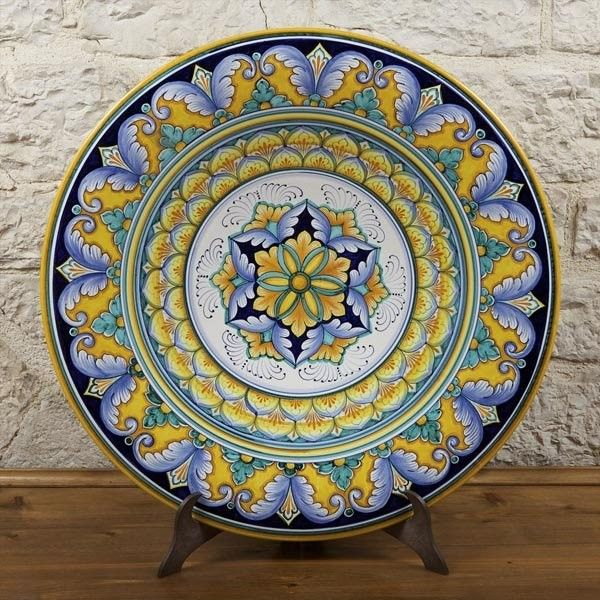 decorative wall plates for hanging : plates decorative - pezcame.com