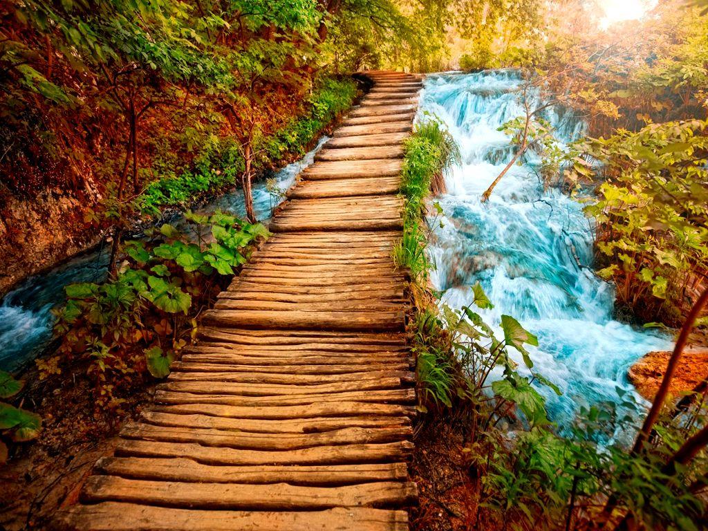 Beautiful Nature Lake Dock | Nature | Beautiful nature wallpaper, Nature wallpaper, Waterfall ...