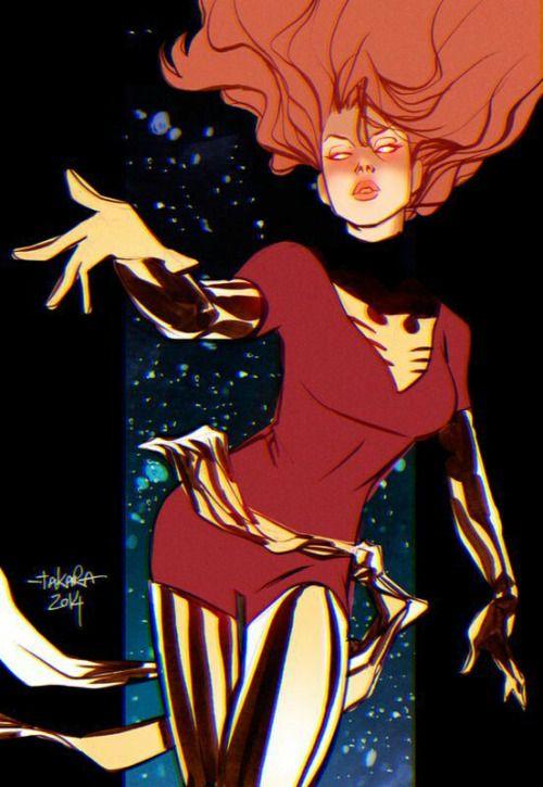 """""""Phoenix"""" en la concepción artística de Marcio Takara."""