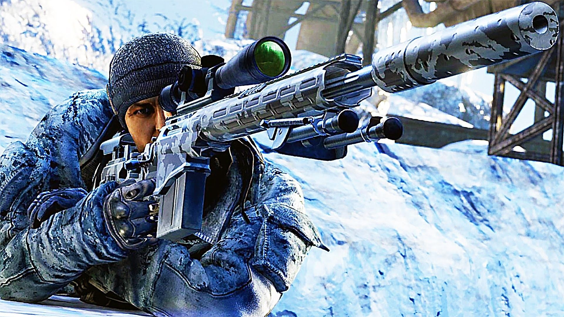 Sniper: Ghost Warrior 3 Wallpapers Free
