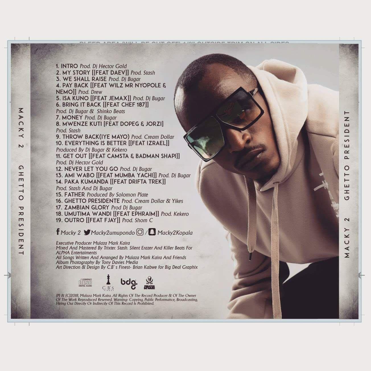 Download Album Macky 2 Ghetto President Zip Music Download Nigeria Africa 3gp Movies