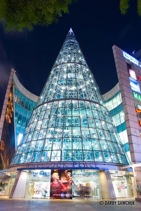 The Wheelock Place Shopping Mall On Orchard Road In Singapore Architecture Amazing Architecture Amazing Buildings