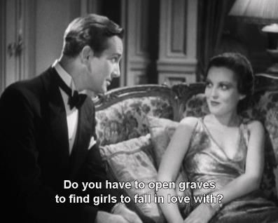 Dictator Of Good Taste Shared A Link Dictator Of Good Taste Black And White Movie Girls In Love Movie Quotes